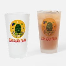 Born Again Pagan Pint Glass