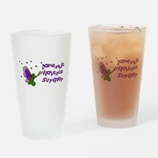Domestic Violence Survivor Pint Glass