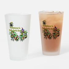 Save The Rainforest Pint Glass