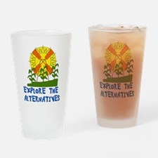 Alternative Energy Pint Glass