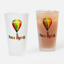 Free Spirit Pint Glass