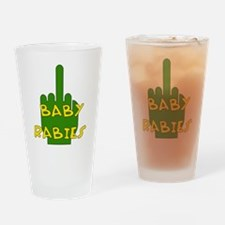 Fuck Baby Rabies Pint Glass