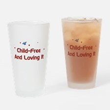 Child Free Pint Glass