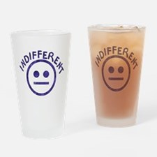 Indifferent Pint Glass