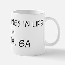 Best Things in Life: Atlanta Mug