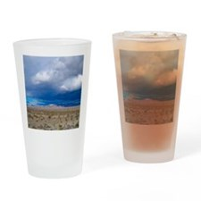 Nevada Storm Clouds Pint Glass