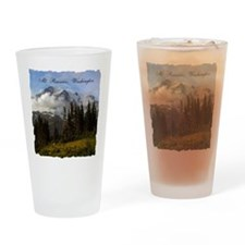 Mt. Rainier #3 Pint Glass