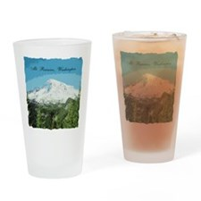 Mt. Rainier #2 Pint Glass