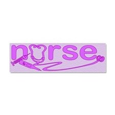 Nurse Car Magnet 10 x 3