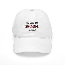 Mom Can Smash Anyone Baseball Cap
