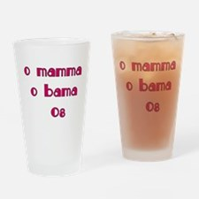 Obama Pint Glass