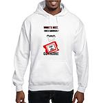 WHAT'S NEXT CHINESE HAMBURGERS? Hooded Sweatshirt