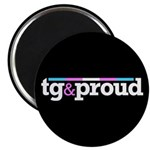"Tg&proud 2.25"" Magnet (10 pack)"