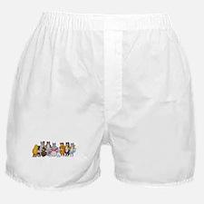 Salsa Cats Boxer Shorts