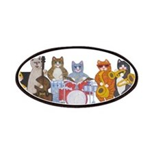 Salsa Cats Patches
