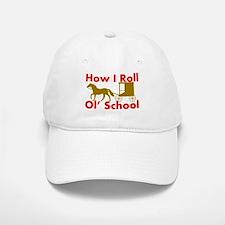 Amish Rolling Baseball Baseball Cap