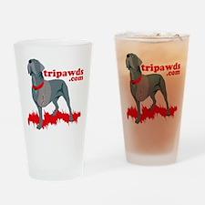 Tripawd Warrior Bellona Pint Glass