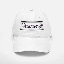 """""""elbasreveR"""" Baseball Baseball Cap"""