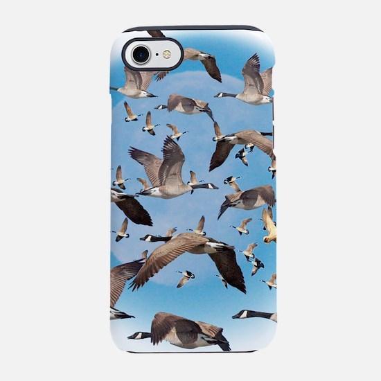 Geese a plenty iPhone 7 Tough Case