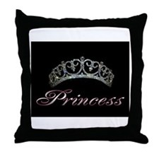 Miss congeniality Throw Pillow