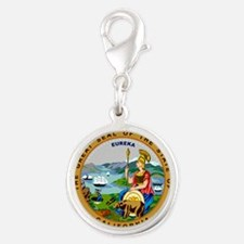 California State Seal Charms