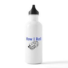How I Roll Water Bottle