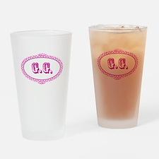 G.G. Pint Glass
