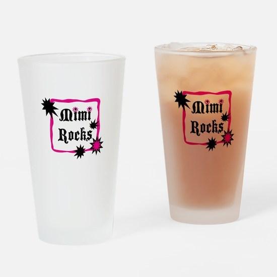 Mimi Rocks Pint Glass