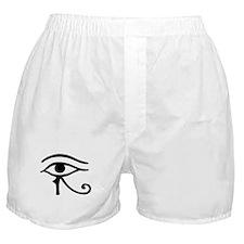 The Eye of Horus Boxer Shorts