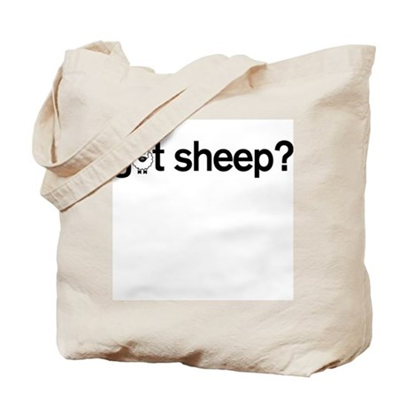 got Sheep? Tote Bag