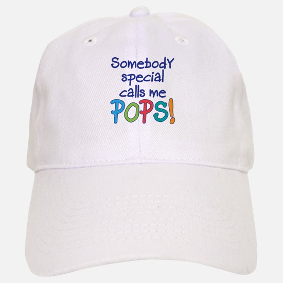 SOMEBODY SPECIAL CALLS ME POPS! Hat