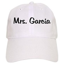 Mrs. Garcia Baseball Cap
