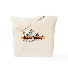 Abbottabad Cafe Tote Bag