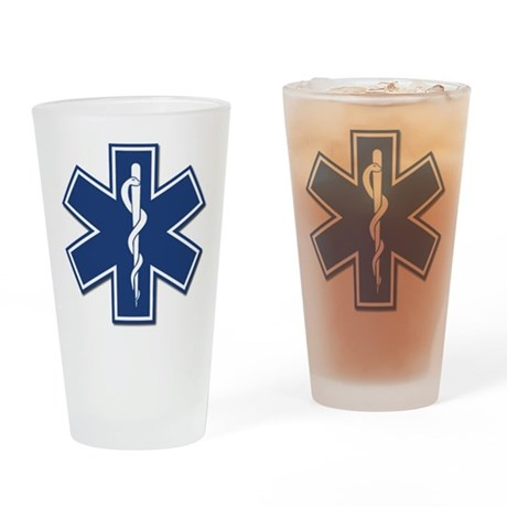 EMT Rescue Pint Glass