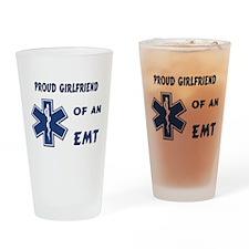 EMT Girlfriend Pint Glass