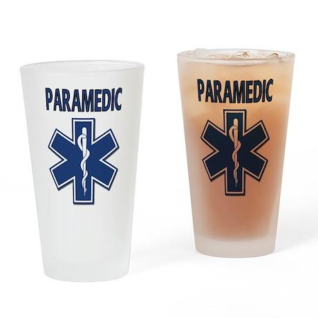 Paramedic EMS Drinking Glass