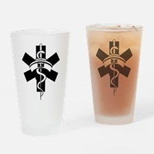 RN Nurses Medical Drinking Glass