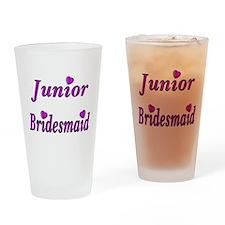 Junior Bridesmaid Simply Love Drinking Glass