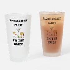 Brides Bachelorette Party Drinking Glass