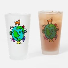 Animal Planet Rescue Drinking Glass