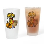 Thanksgiving Harvest Pint Glass