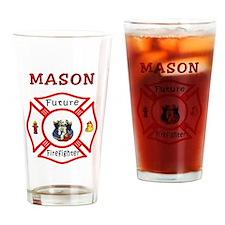 Mason Pint Glass