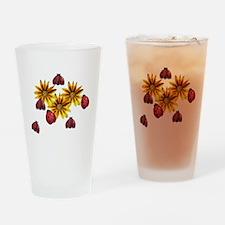 Ladybug Party Drinking Glass