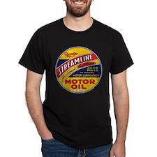 Streamline Motor Oil T-Shirt