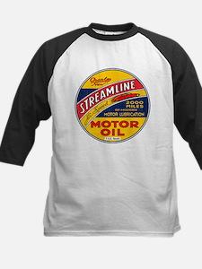 Streamline Motor Oil Kids Baseball Jersey