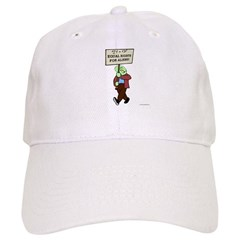 Alien Rights Baseball Cap