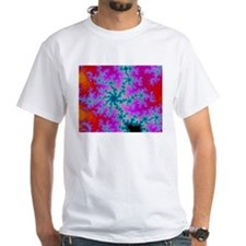 T-shirt with fractal