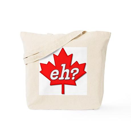 Canada Eh? Tote Bag