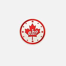 Canada Eh? Mini Button