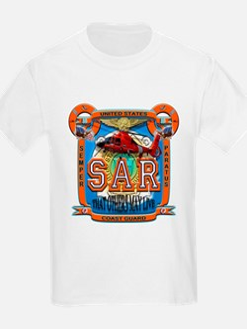 USCG Coast Guard SAR T-Shirt